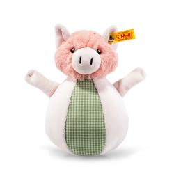 STEIFF德國金耳釦泰迪熊 - 嬰幼兒音樂鈴 Happy Farm Pig
