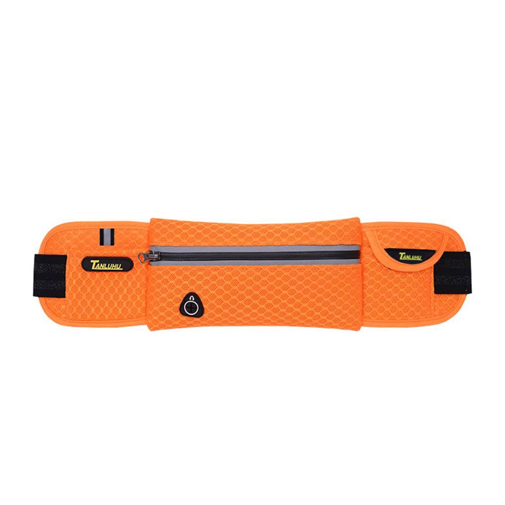 TANLUHU防水隱形腰包FK0353OG橘