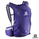 Salomon 水袋背包 TRAIL 20 藍紫/白