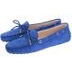 TOD-S-Gommino-豆豆-休閒鞋-藍色
