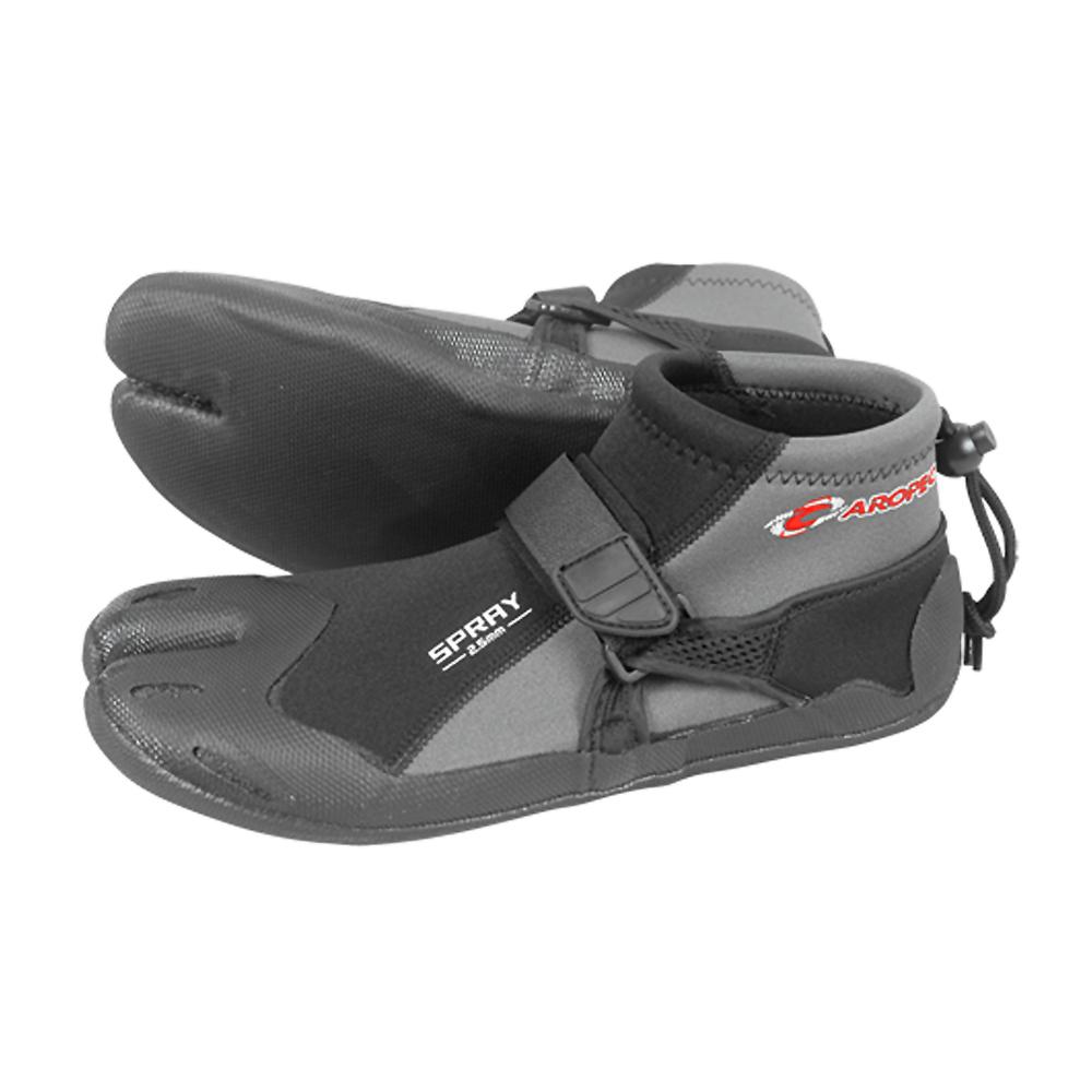 AROPEC Spray浪花短筒分趾衝浪鞋 灰