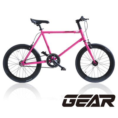 GEAR Mini Fixed Gear 20吋迷你單速車_MF2
