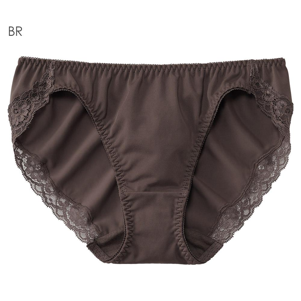 aimerfeel 超盛無痕內褲-棕色