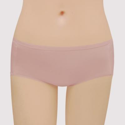 瑪登瑪朵-15春夏Soft Up  低腰平口萊克褲(玫瑰粉)