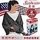 美國Sunbeam柔毛披蓋式電熱毯-氣質灰
