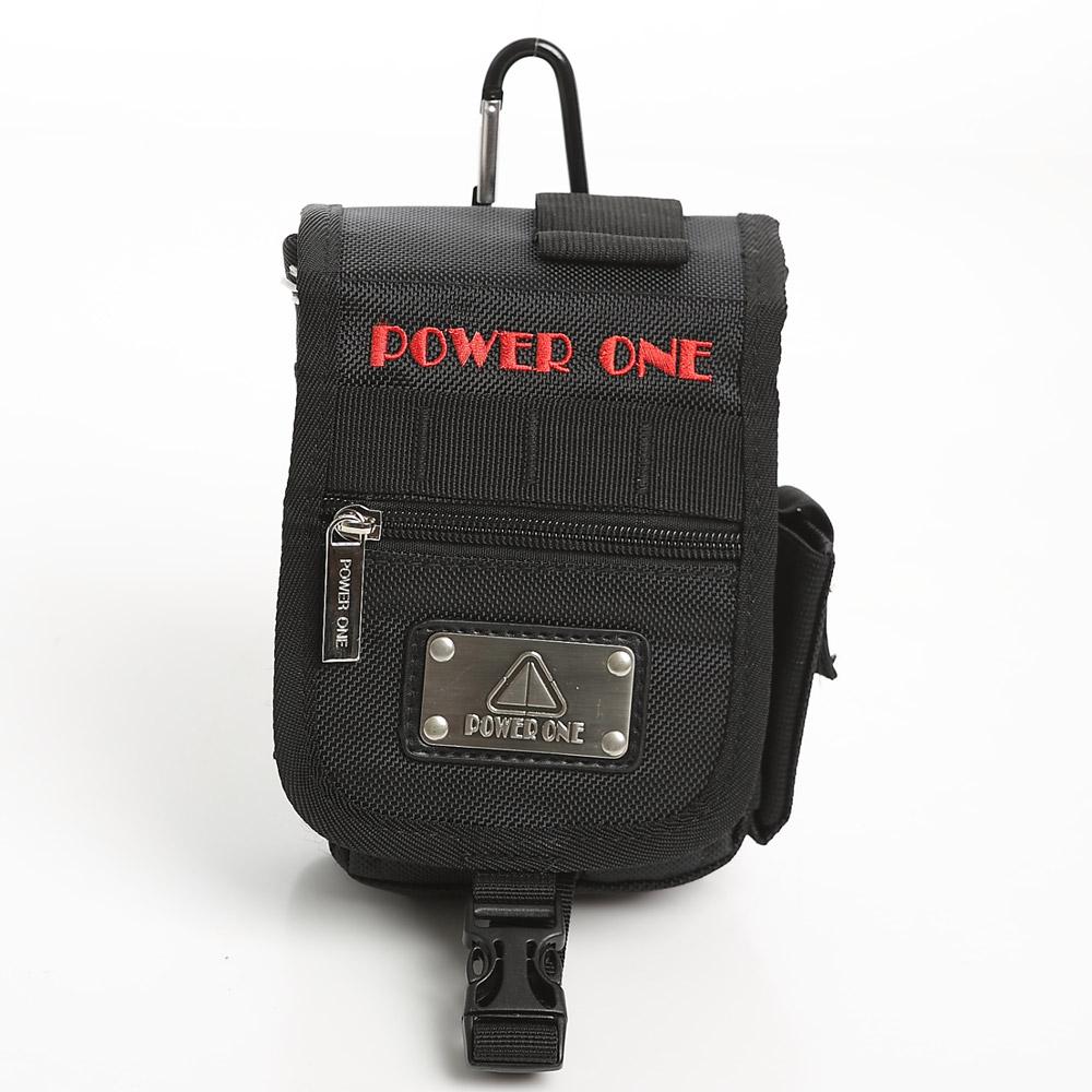 DF SPORT - POWER ONE 型男款多功能腰掛包-共2色