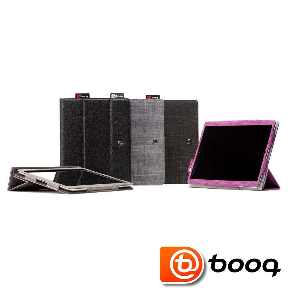 Booq New iPad 專用 Folio 天然麻立架保護套  (共四色)