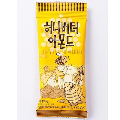 韓國Toms Gilim 超熱銷蜂蜜奶油杏仁果(35g)