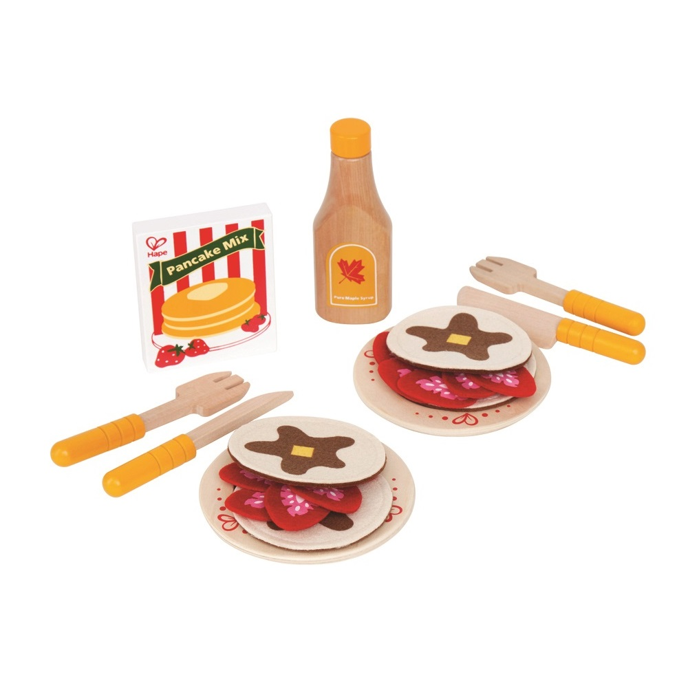 德國Hape愛傑卡 下午茶系列-比利時鬆餅