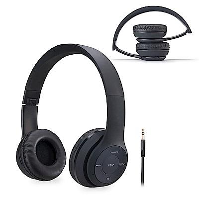 E-books S87 藍牙4.2無線摺疊頭戴式耳機