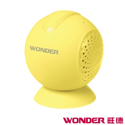 WONDER旺德 吸盤式無線藍芽喇叭 WS~T003