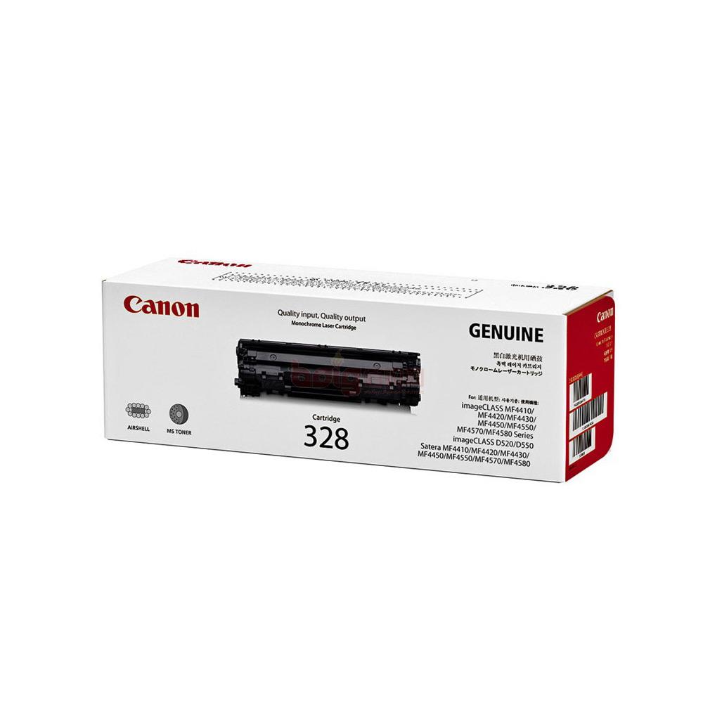 CANON CRG-328 原廠黑色碳粉匣