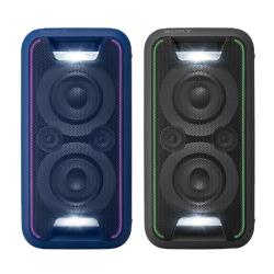 SONY EXTRA BASS重低音大型藍芽喇叭 GTK-XB5 綠光黑/青紫藍