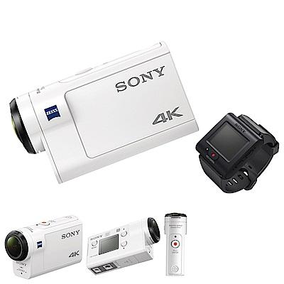 SONY FDR-X3000R 4K高畫質運動攝影機 (平輸貨)