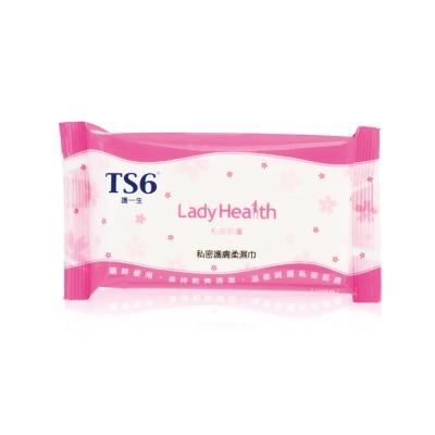 TS6護一生 私密護膚柔濕巾(<b>1</b>包入)