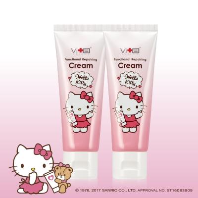 Swissvita 薇佳全面速效修復霜50gX2入組(Hello Kitty 聯名限定)