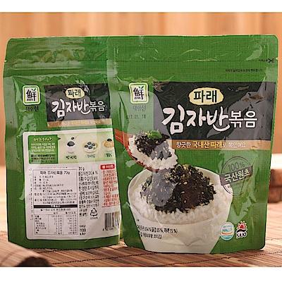 韓國SAJO 炒海苔-原味(70g)