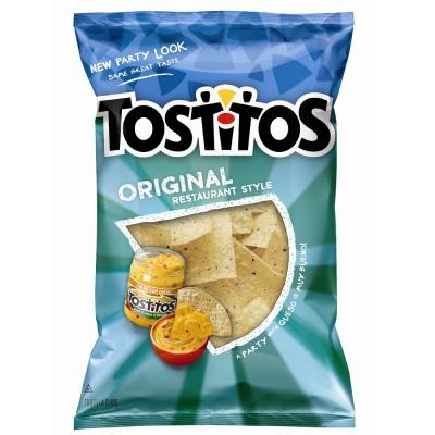 TOSTITOS 白玉米脆片 (283.5g)