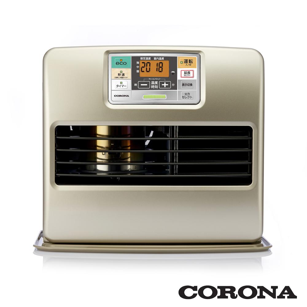 日本CORONA自動溫控煤油暖氣機FH-TS573BY【公司貨】(快速到貨)