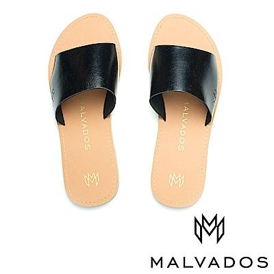 【Malvados 魅凡朵】涼鞋 Icon Taylor 泰勒《午夜黑》