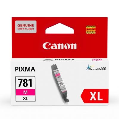 CANON CLI-781XL-M 原廠紅色高容量墨水匣