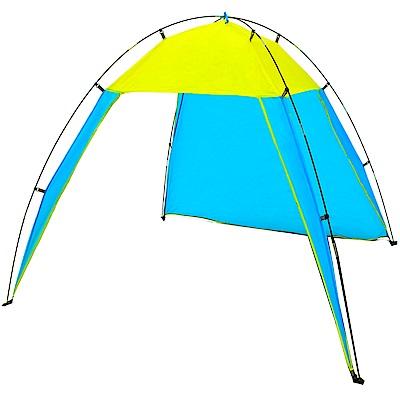 220X220韓國沙灘帳篷(附收納袋+營釘)-急速配
