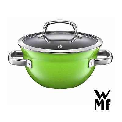 WMF NATURamic 調理鍋 24cm 4.0L (綠色)