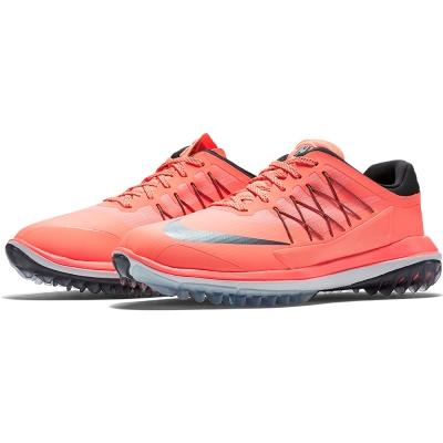 NIKE GOLF LUNAR 高爾夫球鞋-紅866107-600