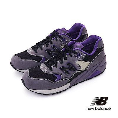 New Balance 580復古鞋MRT580GA中性灰色