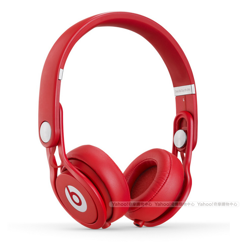BEATS 耳機 Mixr David Guetta聯名款 紅色版可摺疊耳機