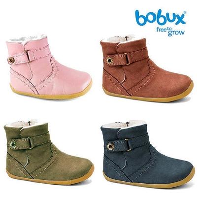 Bobux 紐西蘭 Step up 童鞋學步鞋 經典款馬靴