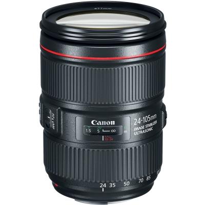 Canon EF 24-105mm F4L IS II USM 變焦鏡頭/公-拆鏡白盒