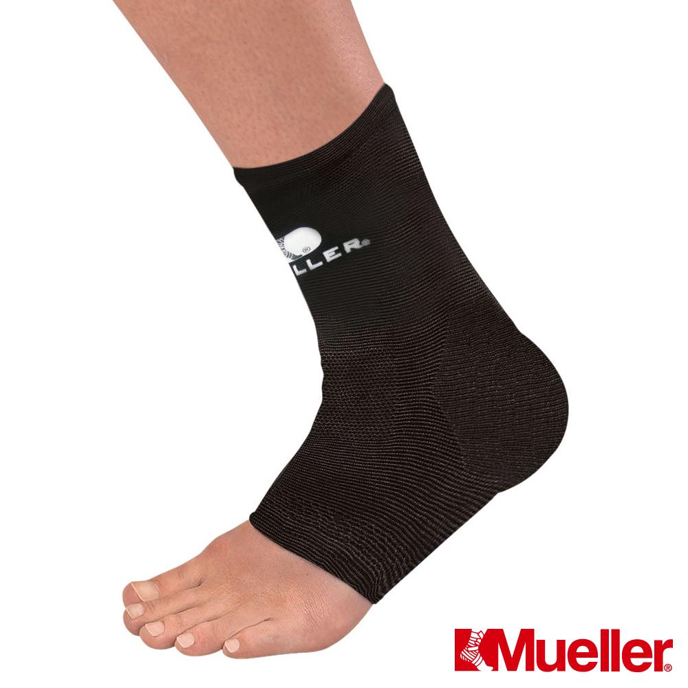 MUELLER慕樂 彈性踝關節護套 黑色 護踝(MUA4763)