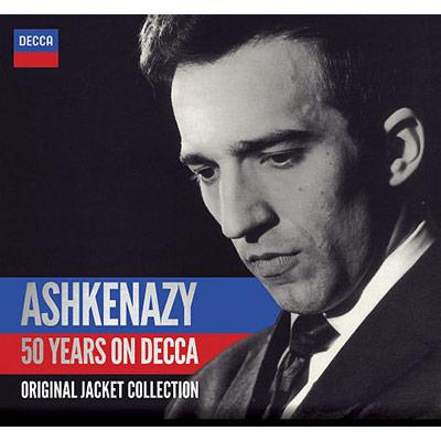 DECCA合作50周年-阿胥肯納吉-50CD