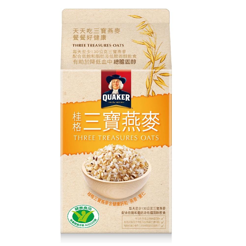 桂格 三寶燕麥(1800g/盒)