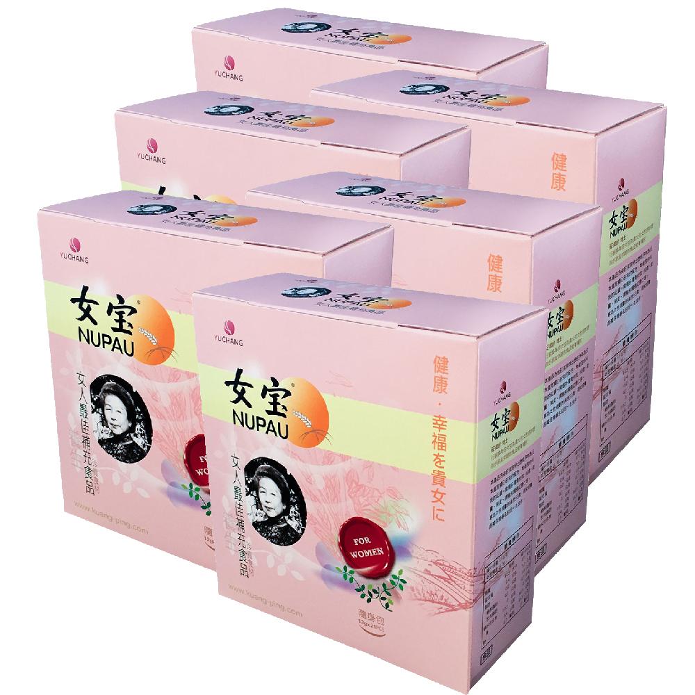 莊淑旂博士 女寶 6盒特惠組