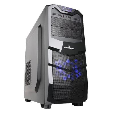微星 PLAYER【阿斯蒙蒂斯】Intel i5-7400 1TB 超值文書燒錄電腦