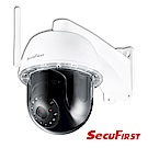 SecuFirst WP-H04S 防水旋轉FHD無線網路攝影機