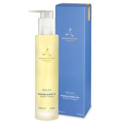 AA 舒緩按摩潤膚油 100ml (Aromatherapy Associates)