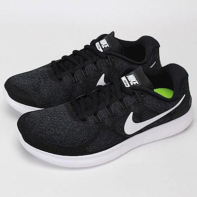 Nike 慢跑鞋 FREE RN 2017 女鞋