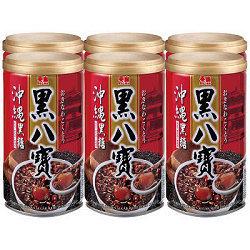 泰山 黑八寶(340gx6入)