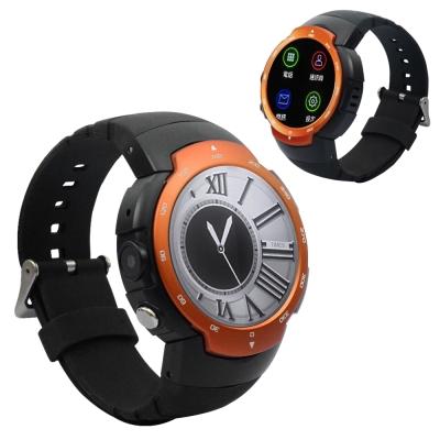 K-TOUCH Z9 藍芽GPS定位可通話照相心率監控智慧手錶