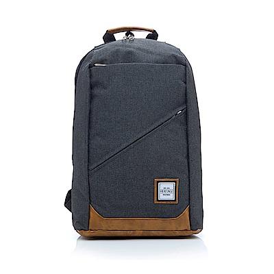 FILA 中型後背包-灰 BPS-1502-GY