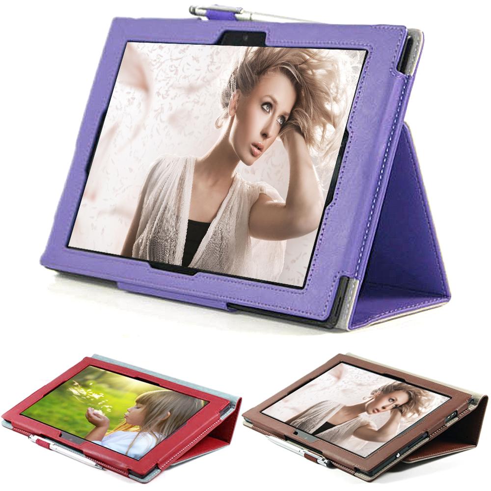 索尼Sony Xperia Tablet Z 多色高質感斜立平板電腦皮套 保護套