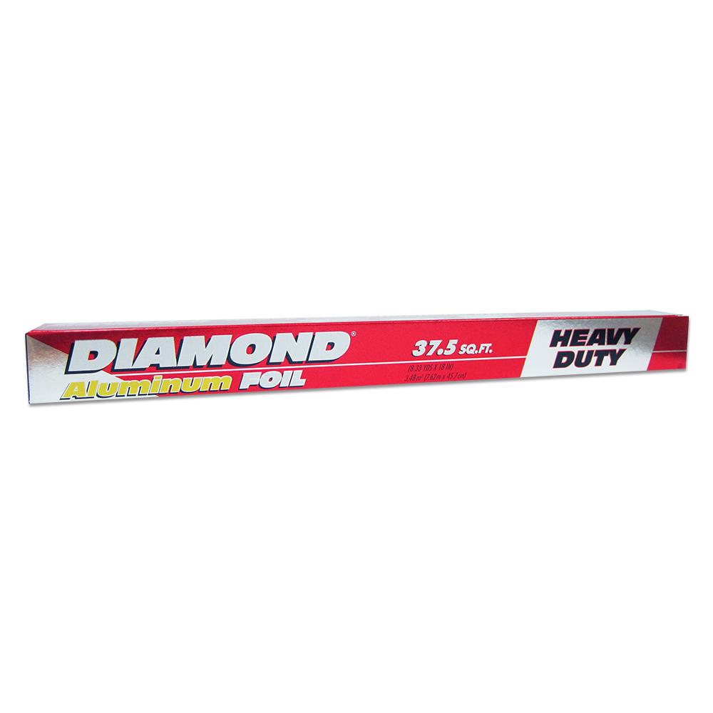 DIAMOND 鑽石牌鋁箔紙 37.5呎 (8H)