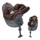 Aprica 平躺型嬰幼兒汽車安全臥床椅 Fladea DX 貓頭鷹棕 BR