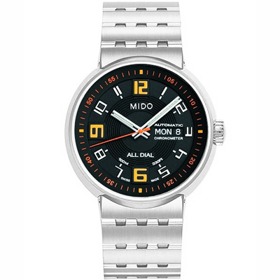 MIDO All Dial 【鈦】天文台認證機械錶-42mm