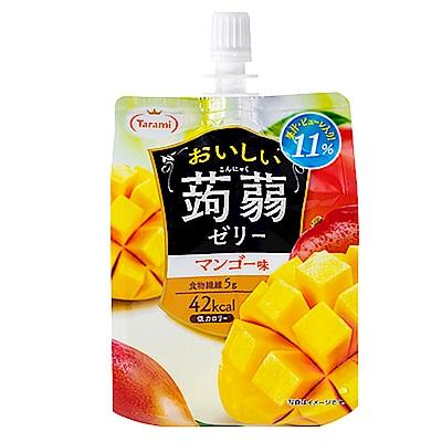 TARAMI達樂美 吸吸果凍-芒果口味(150g)
