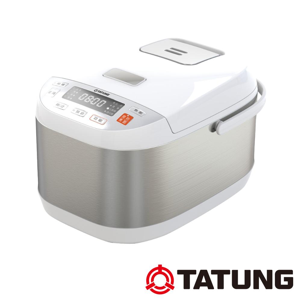 TATUNG大同 10人份微電腦電子鍋(TRC-10RED)