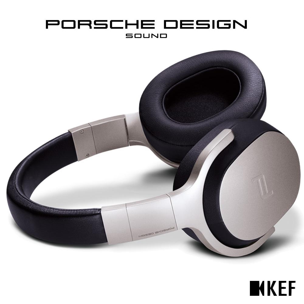 KEF PORSCHE DESIGN SPACE ONE Wireless 無線抗噪耳機